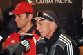 The Hong Kong Rugby Sevens has a special place in the heart of former New Zealand coach and current Samoa boss Gordon Tietjens. Photo: Xinhua