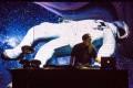 DJ Shadow performing at Sónar Hong Kong last weekend. Photo: Chris Lusher