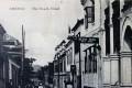 A postcard, circa 1880, shows Chefoo's Beach Road. Picture: courtesy of Lin Weibin