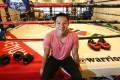 Ricky Cheuk Ming-yin, former Hong Kong Sevens star and founder of Warrior Academy, in Sai Ying Pun. Photo: Felix Wong