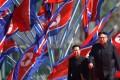 North Korean leader Kim Jong-un. Despite sending a naval force to the Korean peninsula, the Trump administration is focusing its North Korea strategy on tougher economic sanctions. Photo: Reuters