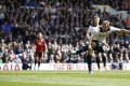 Harry Kane scores Tottenham's third goal in their 4-0 win over Bournemouth at White Hart Lane. Photo: Reuters