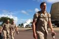 US Marines disembark in Darwin. Photo: Reuters