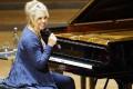 Venezuelan pianist Gabriela Montero.