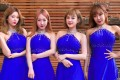 All members of K-pop outfit SixBomb went through extensive plastic surgery, from nose jobs to breast implants, before releasing their new single on March 16. Cosmetic surgery is becoming more popular among young people. Photo: AFP