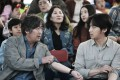 Kim Yun-seok (left) and Byun Yo-han respectively play the older and younger selves of the same character in Will You Be There (category IIA; Korean). The film, which also stars Chae Seo-jin, is directed by Hong Ji-young.
