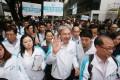 John Tsang Chun-wah spent HK$2.3 million on his website and social media during his election bid. Photo: Edward Wong