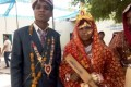 India brides get wooden paddles to beat drunk husbands. Photo: Hindustan Times