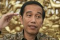Joko Widodo, the president of Indonesia, speaks to This Week in Asia. Photo: Thomas Yau
