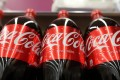 Coca-Cola has put a little-known Swiss bottled water into the China marketplace at more than US$9 per bottle. Photo: Bloomberg