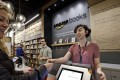 Amazon and other companies enjoy tech-star status, even though their businesses harken back to old economy themes such as retailing. Photo: AP