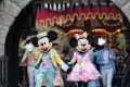 The partnership between Disney and the Hong Kong government has long been seen as unequal as the entertainment giant receives millions of dollars in royalties and management fees even as the park keeps losing money. Photo: Xinhua