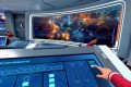 In Star Trek: Bridge Crew, engineering plays the support role, routing power around the ship and handling the warp coils.
