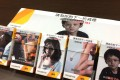 Dummy cigarette packets with the proposed graphic health warnings that cover up to 85 per cent of the surface. Photo: Elizabeth Cheung