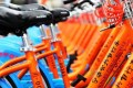 Youon Public Bicycle System, the Jiangsu province-based bike sharing company, has been accused of infringing intellectual property rights and has suspended its IPO. Photo: SCMP handout