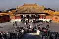 The number of visitors to the Palace Museum, also known as the Forbidden City, in Beijing in 2016 hit 16 million, more than double the population of Hong Kong. Photo: Xinhua