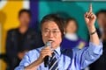 Moon Jae-in appears set to be South Korea's next president. Photo: AFP
