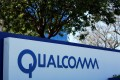 A Qualcomm sign at one of its many campus buildings in San Diego, California. The chipmaker has sued Apple's manufacturers over a royalty claim. Photo: Reuters