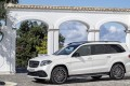 German automaker Mercedes-Benz is pricing the GLS 400, the most basic model of the luxury sport utility vehicle range, from HK$1.13 million. Pictured is the top end GLS 63 4MATIC. Photo: Handout