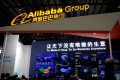 Alibaba Group during the third annual World Internet Conference in Wuzhen in Zhejiang province in November 2016. Photo: Reuters
