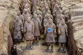The terracotta warriors have been standing guard over the first Qin dynasty emperor for more than 2,200 years. Photo: Handout