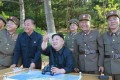 Newspapers tend to accentuate the negative, in response to readers' gloomy preferences. North Korean supreme leader of the Democratic People's Republic of Korea Kim Jong-un supervising the test-fire of the ground-to-ground medium-to-long range strategic ballistic missile Pukguksong-2. Photo: KCNA