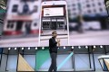Google CEO Sundar Pichai highlighted a number of innovations at the Google I/O 2017 Conference, including upgrades to Google Assistant. Photo: AFP