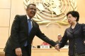 Tedros Adhanom will take over on July 1, succeeding Margaret Chan, from Hong Kong. Photo: Xinhua