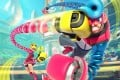 Players in Nintendo Switch game Arms have extendable limbs with ridiculous reach.