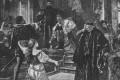 Othello before the senators. Picture: Alamy