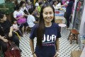 Elli Fu left a career in sales and marketing with more than HK$1 million in savings, all of which she poured into the organisationJ Life. Photo: Xiaomei Chen