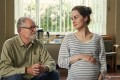 Jim Broadbent and Michelle Dockery play father and daughter in The Sense of an Ending (category IIA), directed by Ritesh Batra.