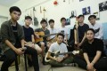 Members of Boy'z Reborn, including vocalist Ian Tang (holding a guitar), will perform at the June 4 candlelight vigil. Photo: Edmond So