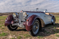 A rare 1934 Bugatti Type 57 Gangloff Roadster left behind by legendary Central Otago mechanical engineer Bob Turnbull has sold for an undisclosed sum. Photo: New Zealand Herald