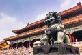 A lion protecting the Forbidden City in Beijing. Photo: Shutterstock