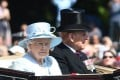 Queen Elizabeth II and Philip, The Duke of Edinburgh. Amid the turmoil of militant attacks, political crisis and a deadly fire disaster, the queen said Britain was in a deeply sombre mood but that its people were resolute in the face of adversity. Photo: EPA