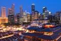 Singapore's skyline. Photo: SCMP Pictures
