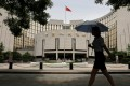 It is indeed true that the PBOC is not shrinking its balance sheet like the US Federal Reserve. Instead it has been trashing that balance sheet. Photo: Reuters