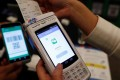 Wechat's expansion into payments has made older users more interested in social networks. Photo: Reuters