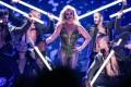 Britney's still got it, reminding everyone she's still a pop queen. Photo: Handout