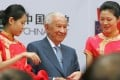 Former International Olympic Committee (IOC) president Juan Antonio Samaranch was instrumental in ensuring Hong Kong was able to compete on the international stage separate of mainland China. Photo: AFP