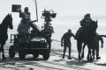 On the set of War for the Planet of the Apes.