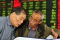 China's number of new stock investors grew at the slowest pace in three months last week, as retail investors' preferred small caps continue to perform poorly and regulators ban those 80 and above from opening new accounts. Photo: Reuters