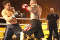 Battling it out in the ring. Photo: NZ Herald