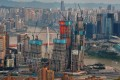 """China's property bubble is one of the """"grey rhinos"""" stalking the economy, a senior Chinese economist has warned. Photo: Reuters"""