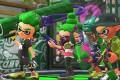 Squid Kids get their rollers ready in Splatoon 2.