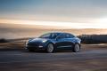 The new Tesla Model 3.