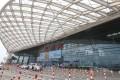 The Guangzhou South Railway Station, the future terminus of the Guangzhou-Shenzhen-Hong Kong express rail link. Photo: Dickson Lee