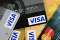 Visa has become the first foreign card payment company to file an application to participate in the Chinese domestic market as a bank-card clearing institution, Global rival Mastercard is expected to follow suit. Photo: Alamy Stock Photo