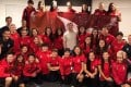 Hong Kong with 83-test Irish centre Gordon D'Arcy. Photos: HKRU